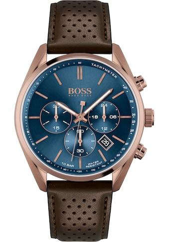 Boss Chronograph »CHAMPION, 1513817« kaufen