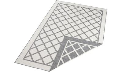 bougari Teppich »Sydney«, rechteckig, 5 mm Höhe, In- und Outdoor geeignet, Wendeteppich, Wohnzimmer kaufen
