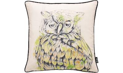 emotion textiles Kissenhülle »Eule« kaufen