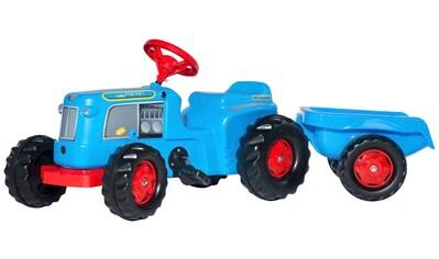 ROLLY TOYS Tretfahrzeug »Classic«, Traktor mit Trailer kaufen