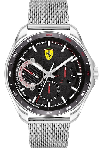 Scuderia Ferrari Multifunktionsuhr »Speedracer, 830684« kaufen