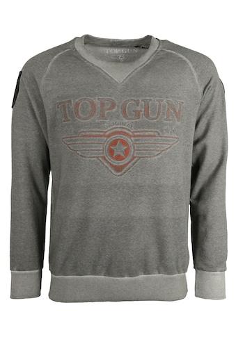 TOP GUN Sweatshirt »TG20201131« kaufen
