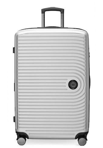 Hauptstadtkoffer Hartschalen-Trolley »Mitte, weiß, 77 cm«, 4 Rollen kaufen