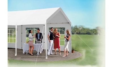 KONIFERA Partyzelt 3x6 m, weiß kaufen
