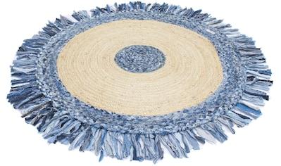 morgenland Teppich »Sisalteppich Teppich Virginia«, rund, 6 mm Höhe kaufen