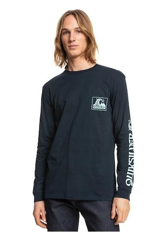Quiksilver Langarmshirt »Seaquest« kaufen