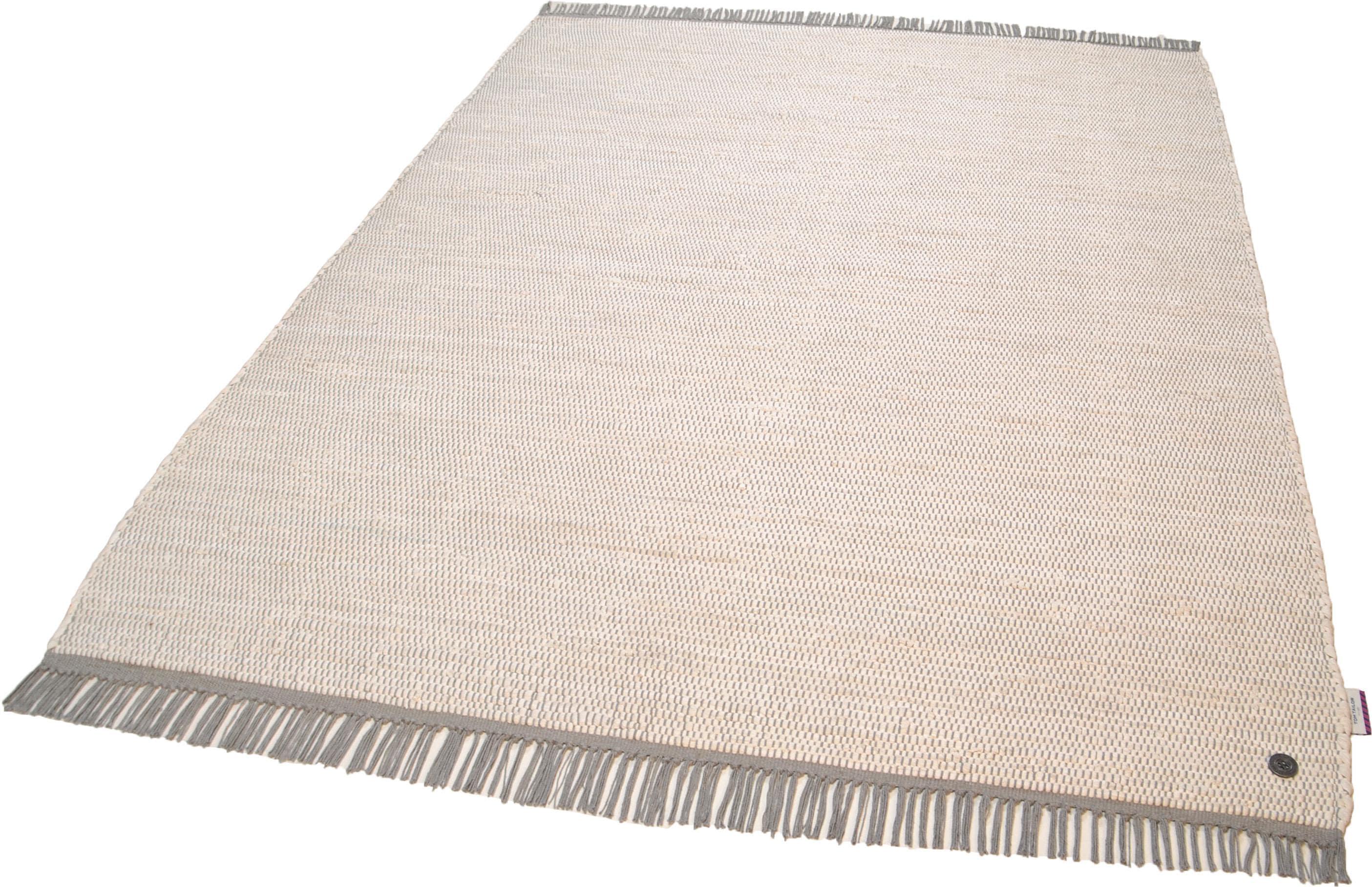 Teppich, »Cotton Colors«, Tom Tailor, rechteckig, Höhe 8 mm, maschinell gewebt
