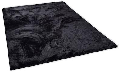 Gino Falcone Fellteppich »Kuschelteppich Chiara«, rechteckig, 30 mm Höhe, Kunstfell,... kaufen