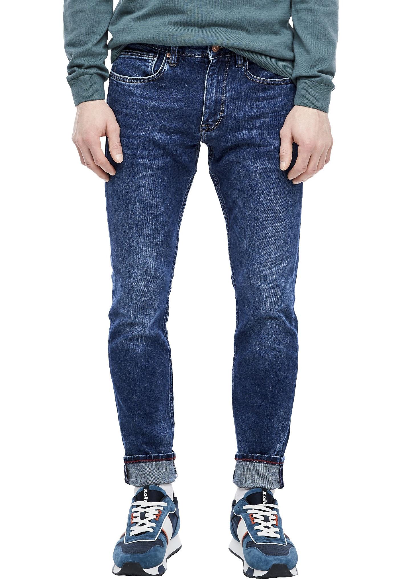s.oliver -  5-Pocket-Jeans, authentische Waschung