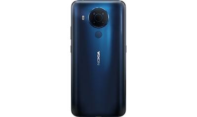 Nokia 5.4 Smartphone (16,23 cm / 6,39 Zoll, 128 GB, 48 MP Kamera) kaufen