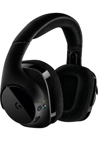 Logitech G Gaming-Headset »G533 WIRELESS«, WLAN (WiFi), Mikrofon... kaufen