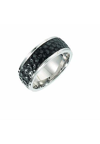 Adelia´s Fingerring »Edelstahl Ring«, Edelstahlschmuck für Herren kaufen