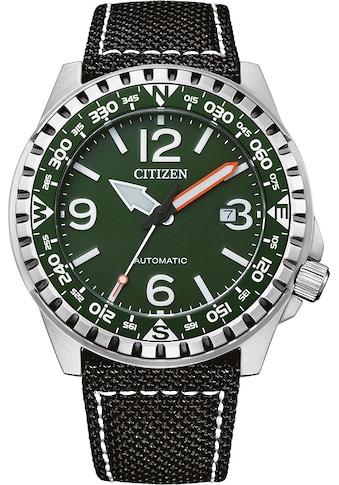 Citizen Automatikuhr »NJ2198-16X« kaufen