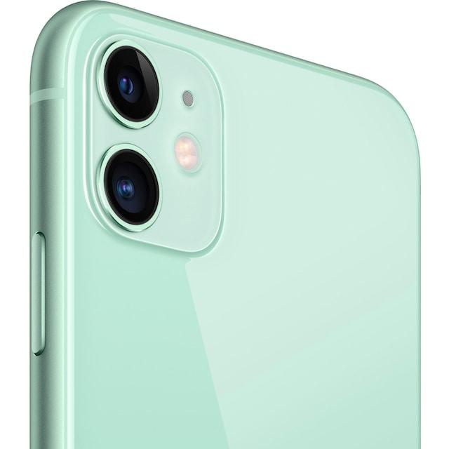 Apple iPhone 11 Smartphone (15,5 cm / 6,1 Zoll, 128 GB, 12 MP Kamera)