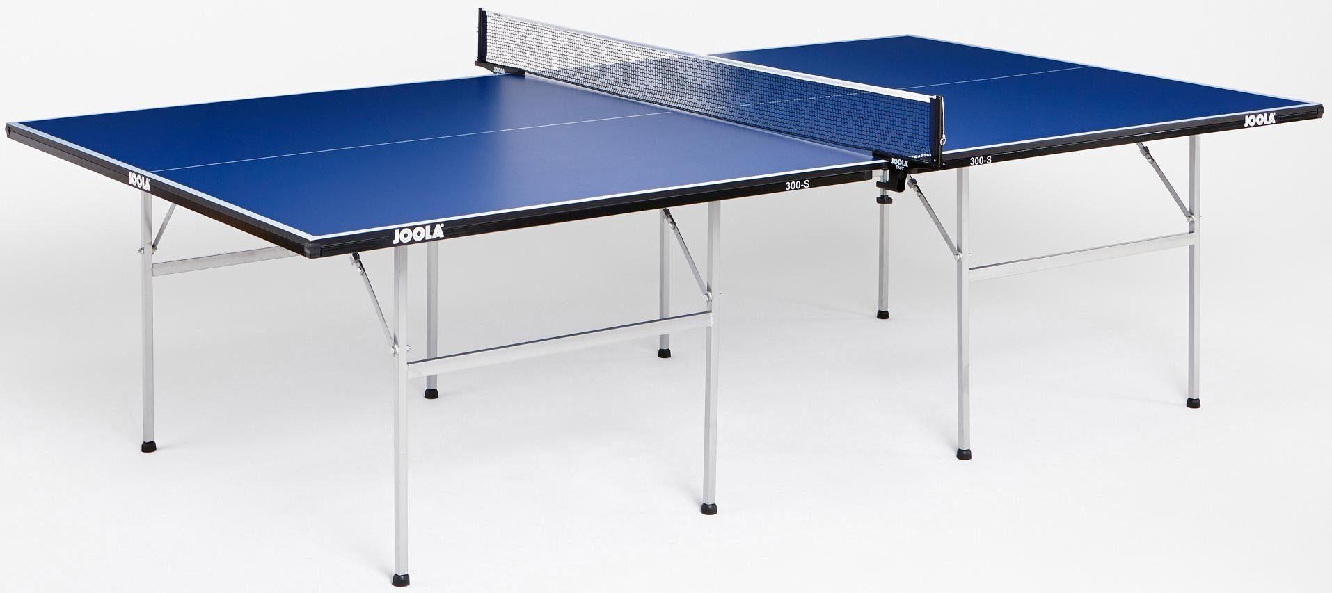 Joola, Tischtennisplatte, JOOLA Indoor Tischtennisplatte 300-S blau Tischtennisplatten Spieltische Sportausrüstung Accessoires