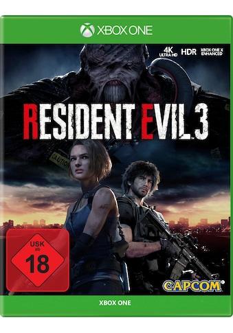 Resident Evil 3 Xbox One kaufen
