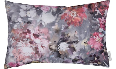 TOM TAILOR Kissenbezug »Soft Flowers«, (1 St.), mit Blumen in Aquarelloptik kaufen