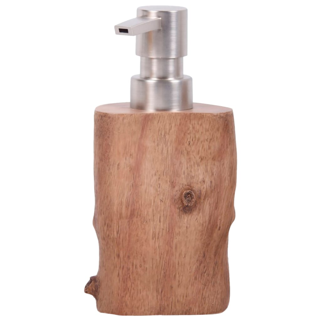 Sanilo Seifenspender »Old Tree«, mit stabiler und rostfreien Pumpe