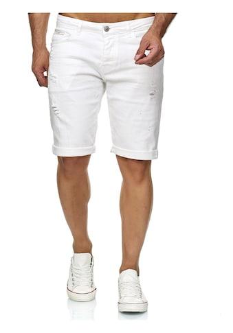 RedBridge Shorts »Lexington«, mit Fading-Effekten kaufen