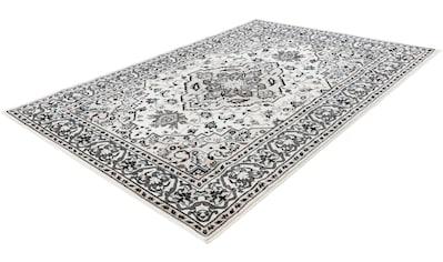 calo-deluxe Teppich »Mose-305«, rechteckig, 14 mm Höhe, Orient Optik, Wohnzimmer kaufen