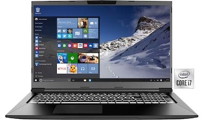 XMG Notebook »XMG CORE 17 - E21bts«, ( 500 GB SSD) kaufen