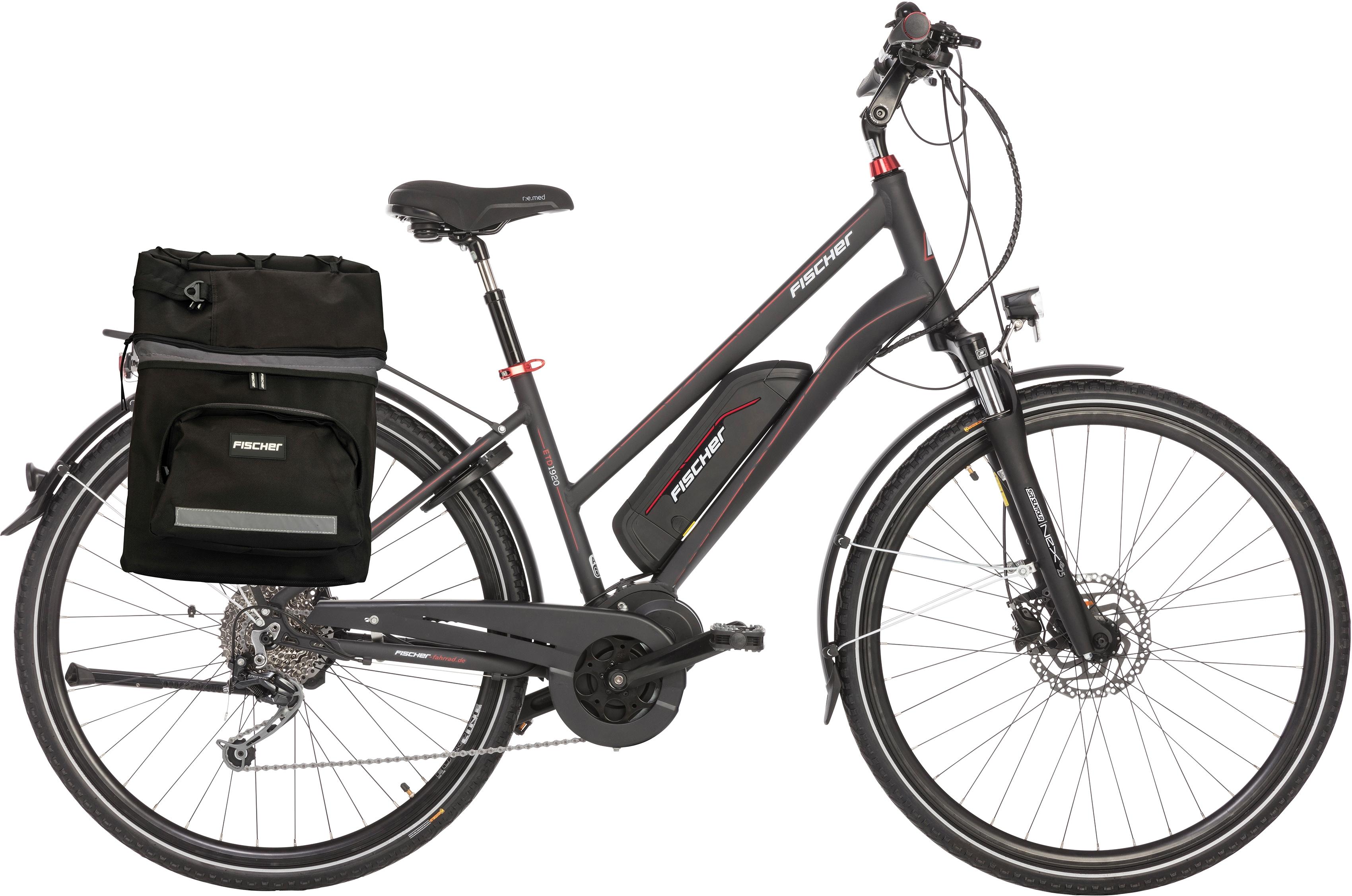 fischer e bike mittelmotor