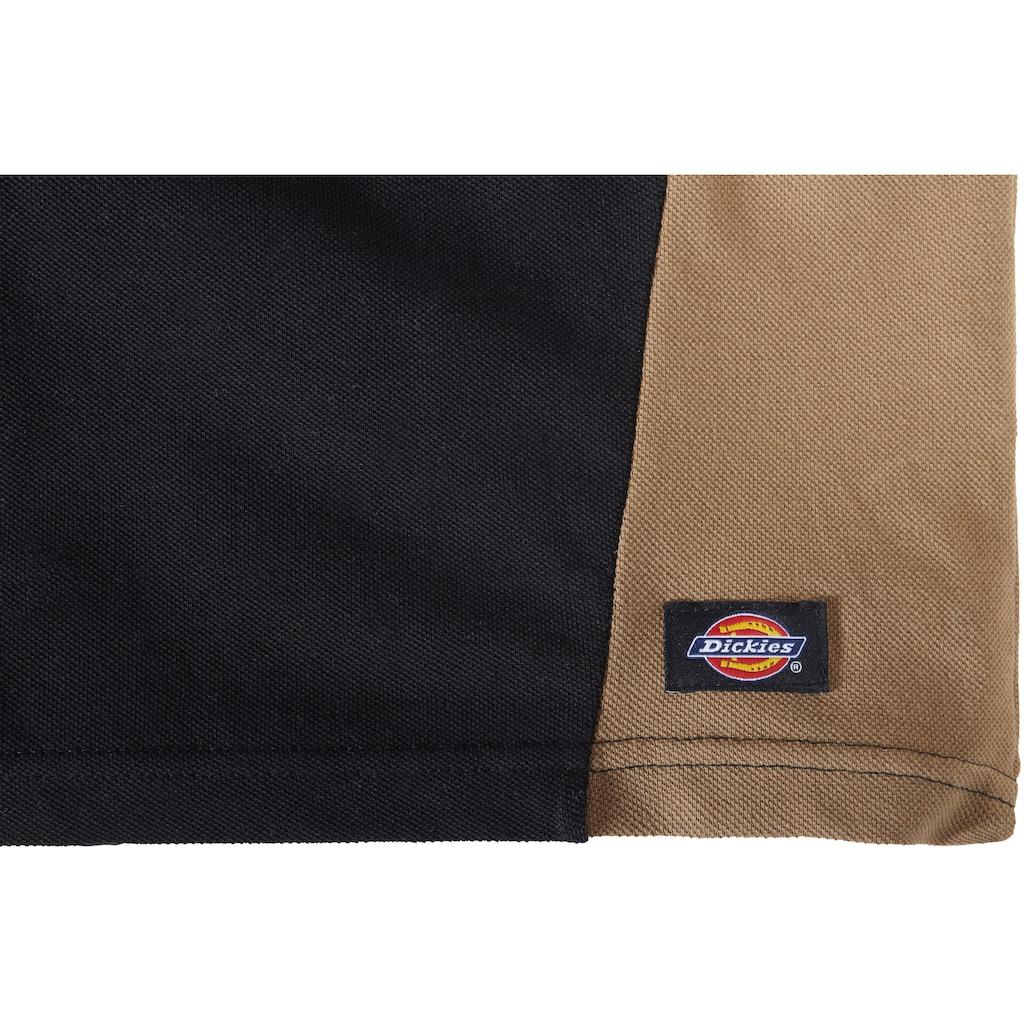 Dickies Poloshirt, 100 % Baumwolle