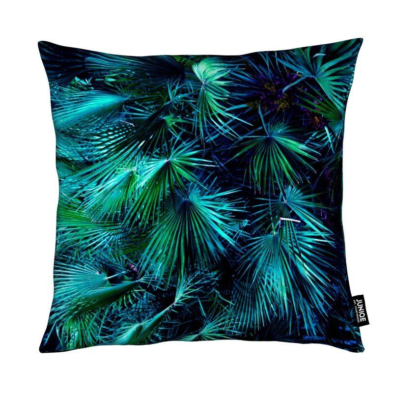 Dekokissen Amoung the Palm Leaves Juniqe