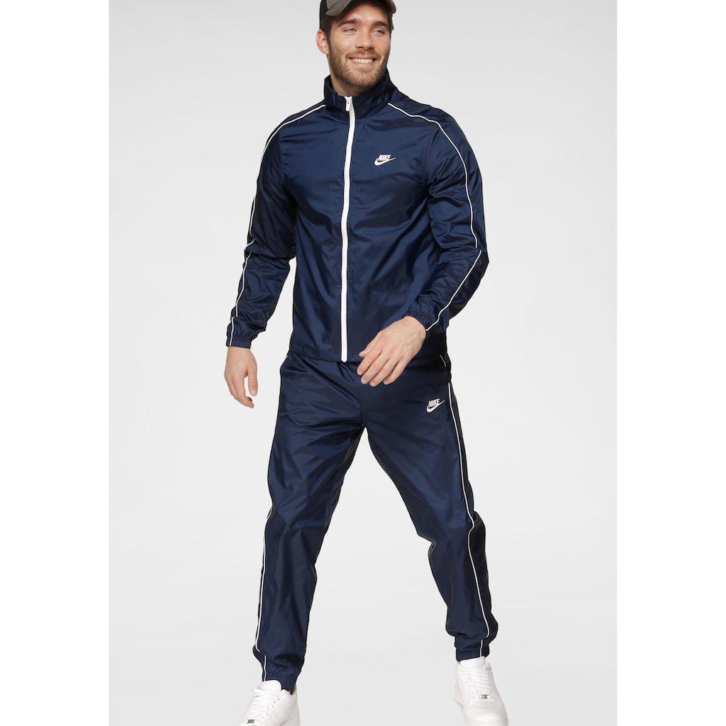 Nike Sportswear Trainingsanzug »M Nsw Ce Trk Suit Wvn Basic«