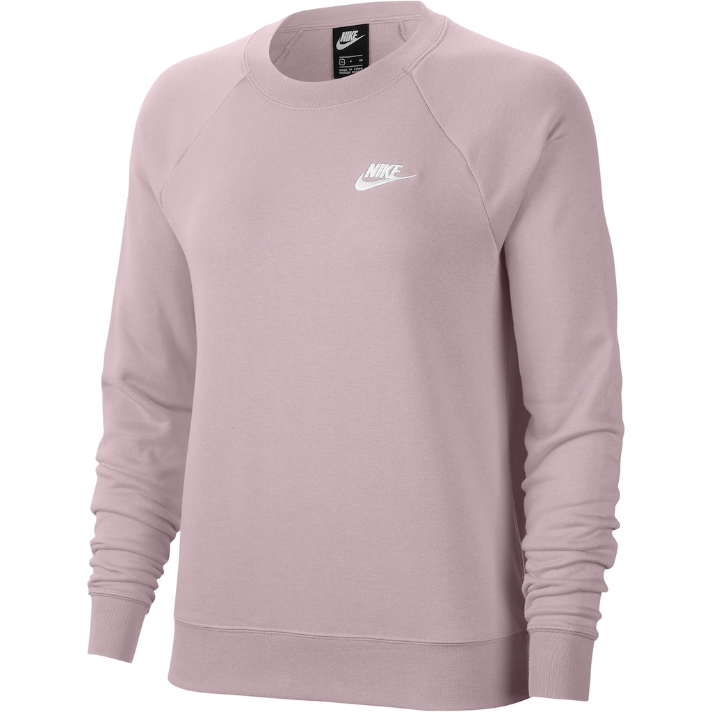 Nike Sportswear Sweatshirt »ESSENTIAL CREW FLEECE«