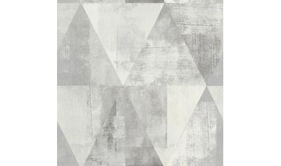 Rasch Vinyltapete »Hyde Park«, gemustert-grafisch kaufen