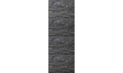 queence Vinyltapete »Chas«, Steinoptik, 90 x 250 cm, selbstklebend kaufen