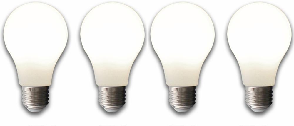 Näve LED Leuchtmittel, 4er Set, »E27«