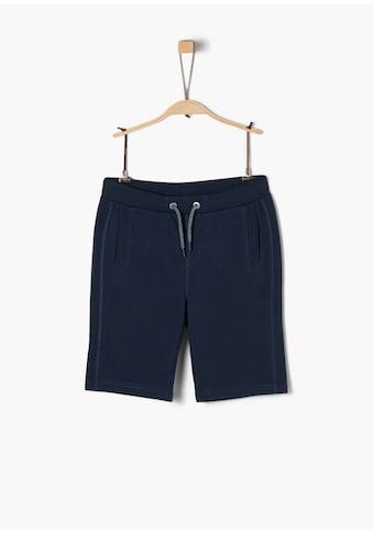 s.Oliver Sweat - Shorts_für Jungen kaufen