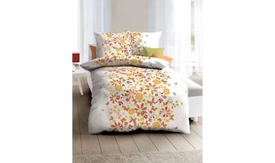 Kaeppel Bettwäsche »Simone«, mit floralem Print kaufen