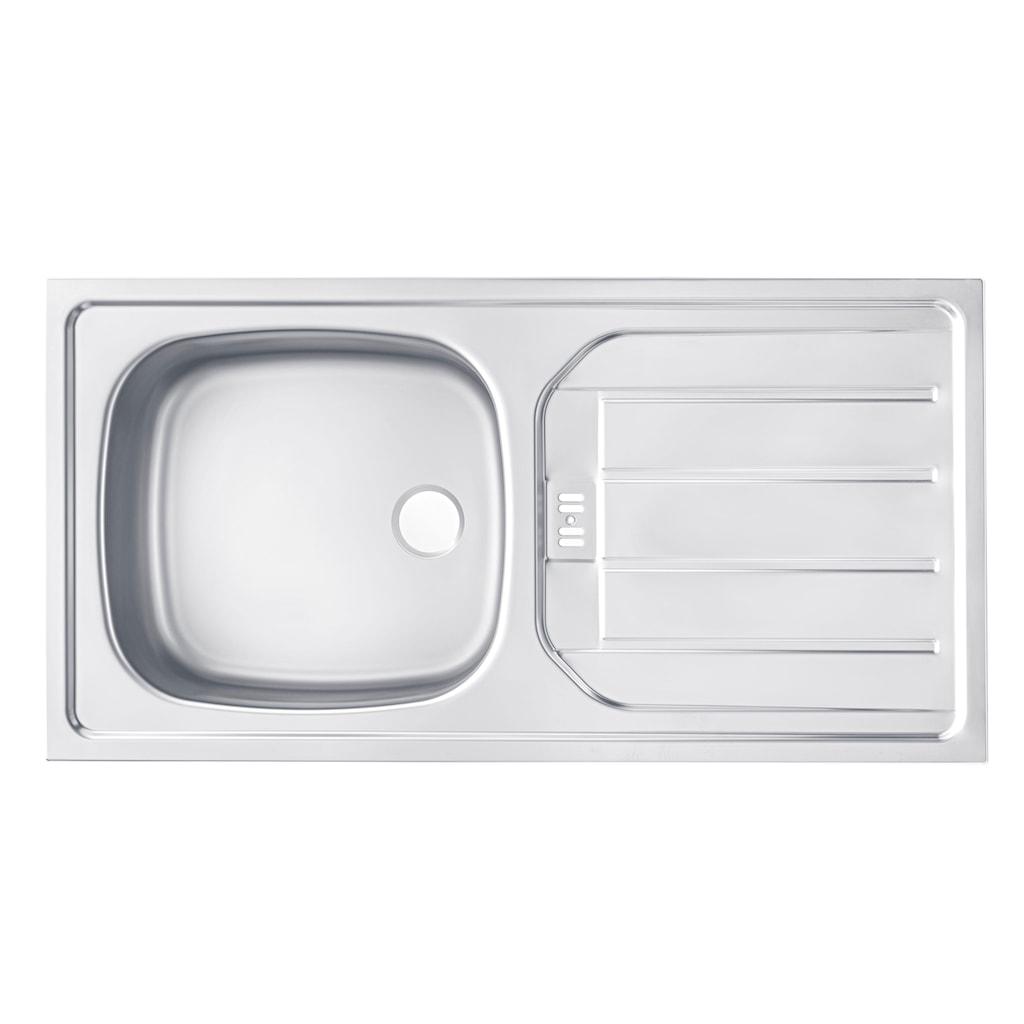 HELD MÖBEL Küchenzeile »Trient«, ohne E-Geräte, Breite 360 cm