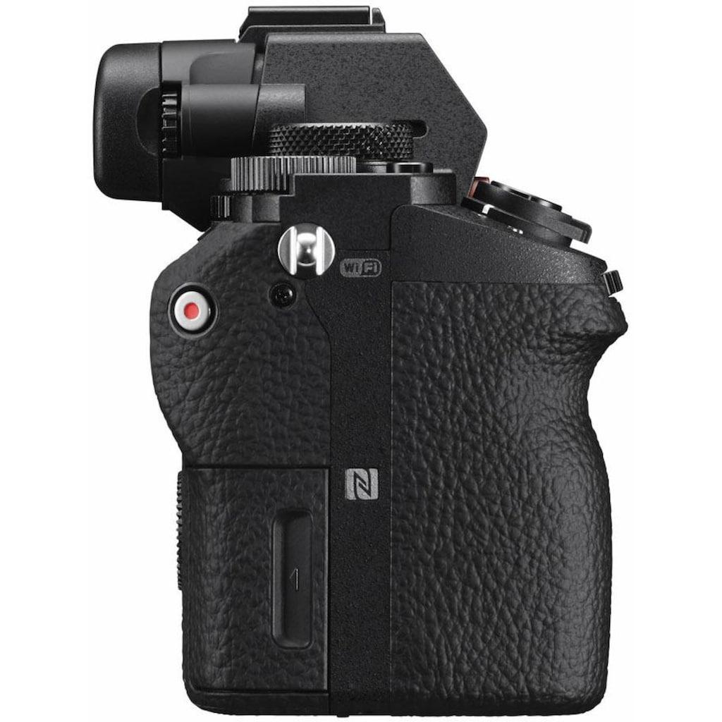 Sony Systemkamera »Alpha 7 II ILCE7M2ZBDI«, SEL-2470Z, NFC-WLAN (Wi-Fi), Panorama-Modus