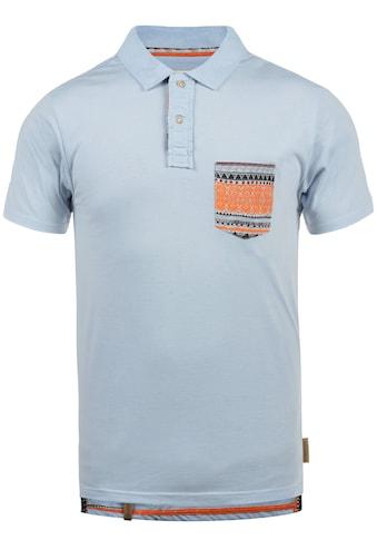 Indicode Poloshirt »Alastair«, Polo mit Brusttasche kaufen