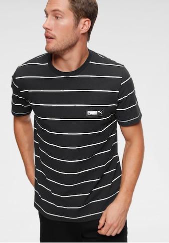 PUMA T - Shirt »FUSION Striped Tee« kaufen