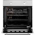 HELD MÖBEL Küchenzeile »Stockholm«, mit E-Geräten, Breite 280 cm, mit hochwertigen MDF Fronten im Landhaus-Stil