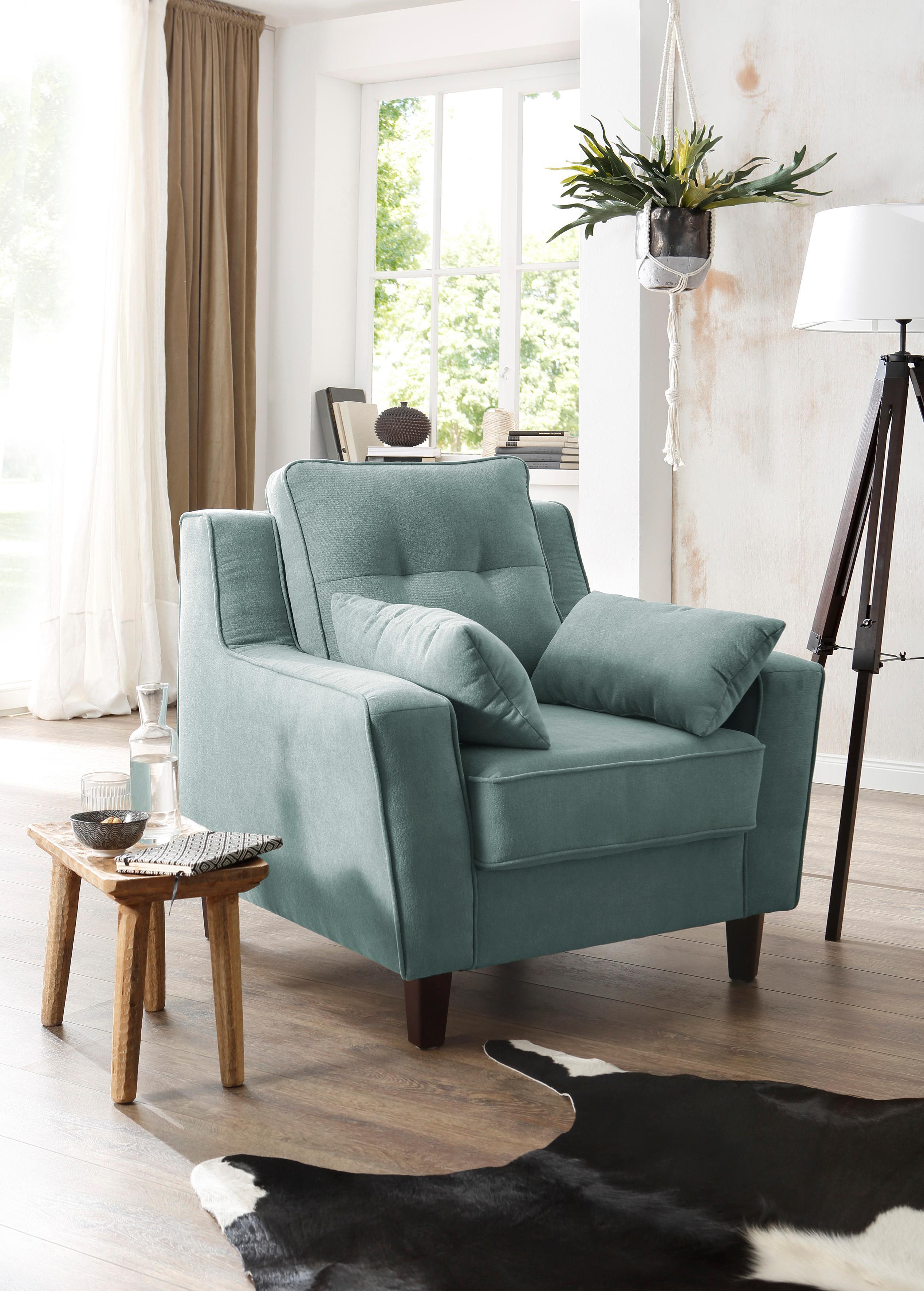 Home affaire Sessel Dione mit hohem Sitzkomfort