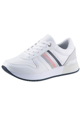 TOMMY HILFIGER Plateausneaker »ACTIVE CITY SNEAKER; Model: ANNIE 2C3« kaufen
