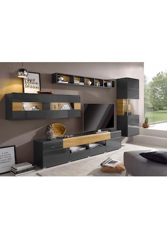 Helvetia Wohnwand »Toledo«, (Set, 4 St.) kaufen