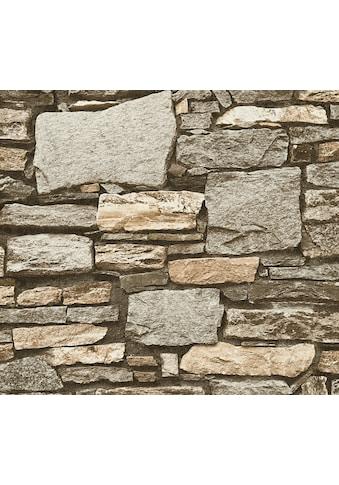 A.S. Création Vliestapete »Premium Wall«, Steinoptik, Naturstein kaufen