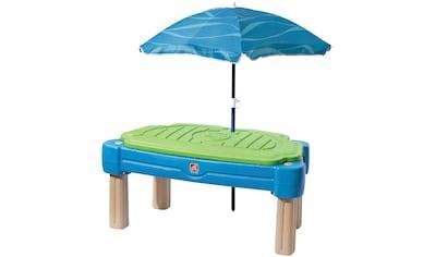 STEP2 Sand -  und Wasserspieltisch »Cascading«, BxLxH: 108x61x58 cm kaufen