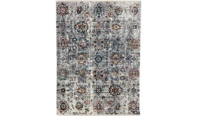 RESITAL The Voice of Carpet Teppich »ART 9200«, rechteckig, 8 mm Höhe, Kurzflor,... kaufen