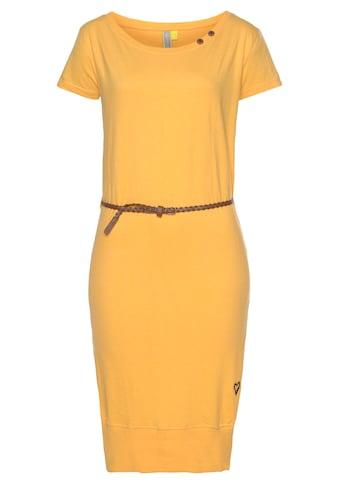 Alife & Kickin Jerseykleid »CocoAK«, (Set), Sommerkleid in Knielänge - mit kleinem... kaufen