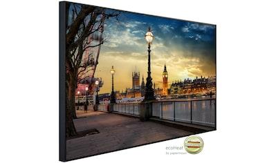 Papermoon Infrarotheizung »London«, sehr angenehme Strahlungswärme kaufen