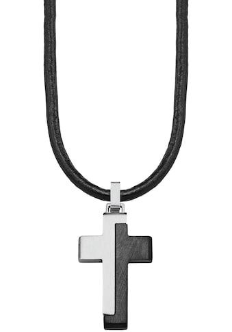 s.Oliver Junior Kette mit Anhänger »Kreuz, 2027451« kaufen