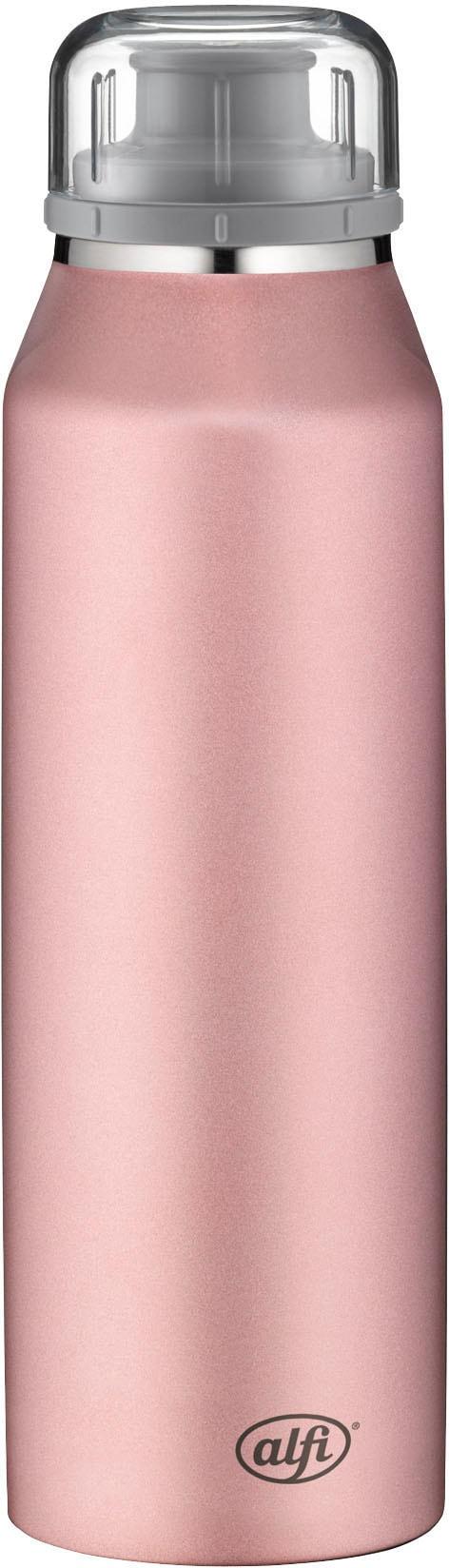 Alfi Thermoflasche Pure, 500 ml rosa Campinggeschirr Camping Schlafen Outdoor
